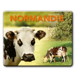Mouse Map Normandy Cow