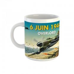 Mug BD 6 juin 1944