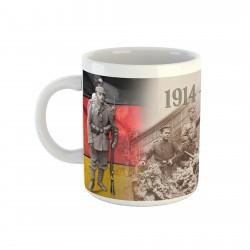 Mug soldat allemand 14/18