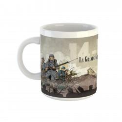 Mug BD 14/18 La Grande Guerre