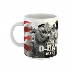 Mug DDay Eisenhower