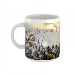 Mug Jeanne D'Arc