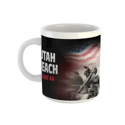 Mug Utah beach (noir)