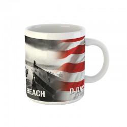 Mug Omaha Beach
