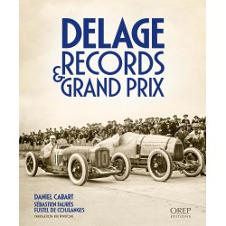 Delage - Records & Grand Prix