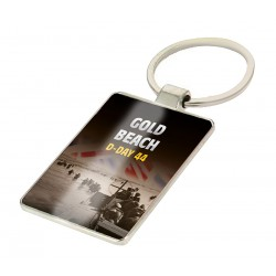 Porte-clefs Gold Beach