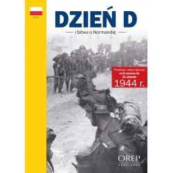 Dzien D i bitwa o Normandię