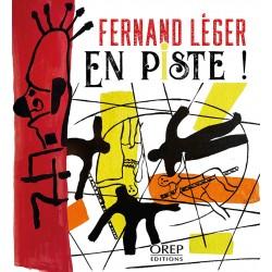 """Fernand Léger """"En piste"""""""