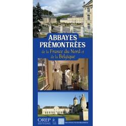Carte Abbayes Prémontrées...