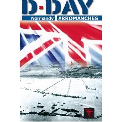 Carte postale DDay Arromanches
