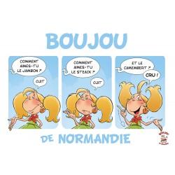 Carte postale Boujou 3