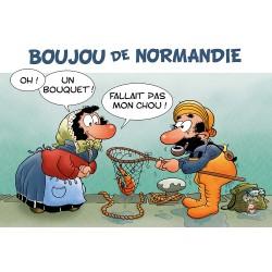 Carte postale Boujou 4