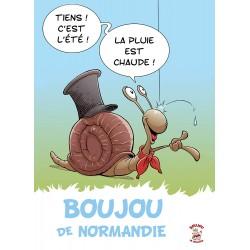 Carte postale Boujou 7