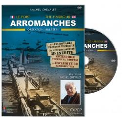 Le Port d'Arromanches...